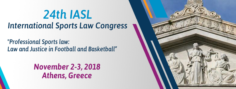 24th international sports law congress