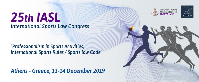25th international sports law congress